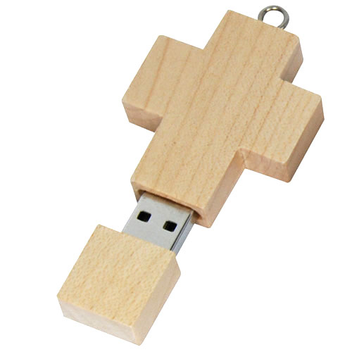 Usb gỗ 2 - www.quatangvip.vn