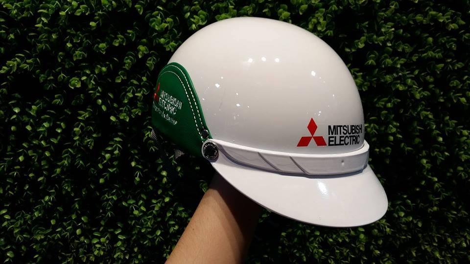 mũ bảo hiểm mitsubishi 02