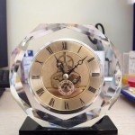 Đồng hồ pha lê 008