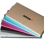 Sạc dự phòng in logo Jetstar Quà tặng VIP