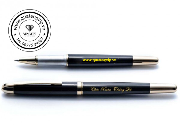 J606 bút kí hàng có sẵn in khắc logo quà tặng vip 01