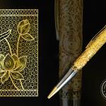 bút kí mạ vàng quà tặng vip
