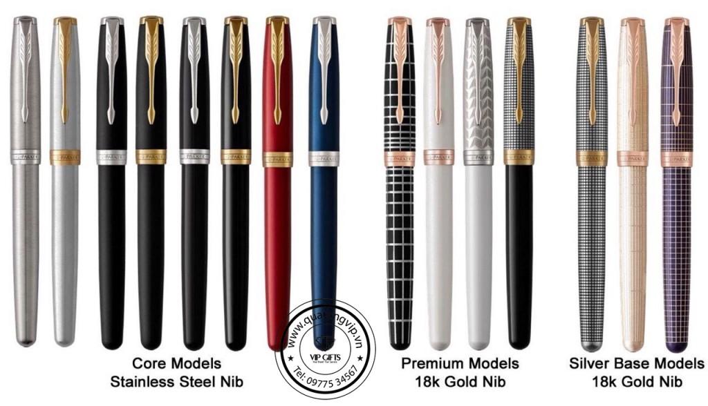 bút kí parker cao cấp hà nội hàng sẵn